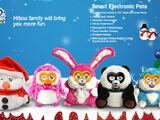 Hibou Smart Owl (Furby Fake)