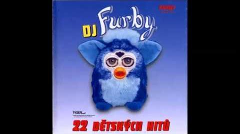 DJ Furby (Michal David) - Šijou boty pro roboty