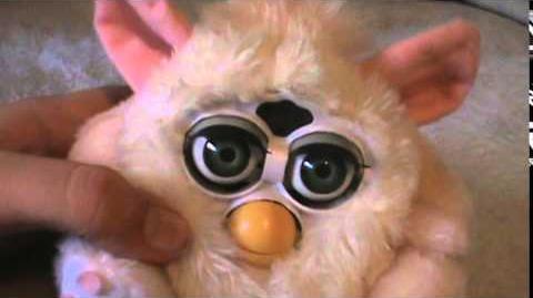 My New Poopi Furby Fake