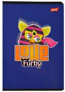 Furby love notebook