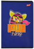 Furby love notebook