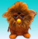 Lion Furby