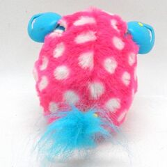 Furby Boom Polka Dots (Back View)
