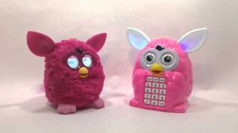 Furby Comparison Eidolon Funny Storyteller
