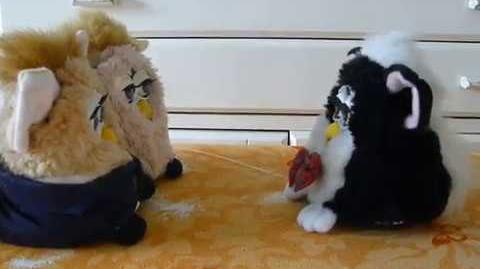 Furby President and Furdy