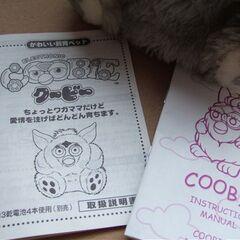 Japanese Coobie manual and English manual