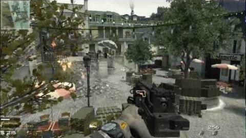 Modern Warfare 3 gameplay survive mod