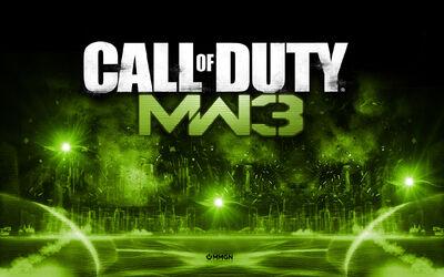 Cod mw3 Call Of Duty Modern Warfare new topic