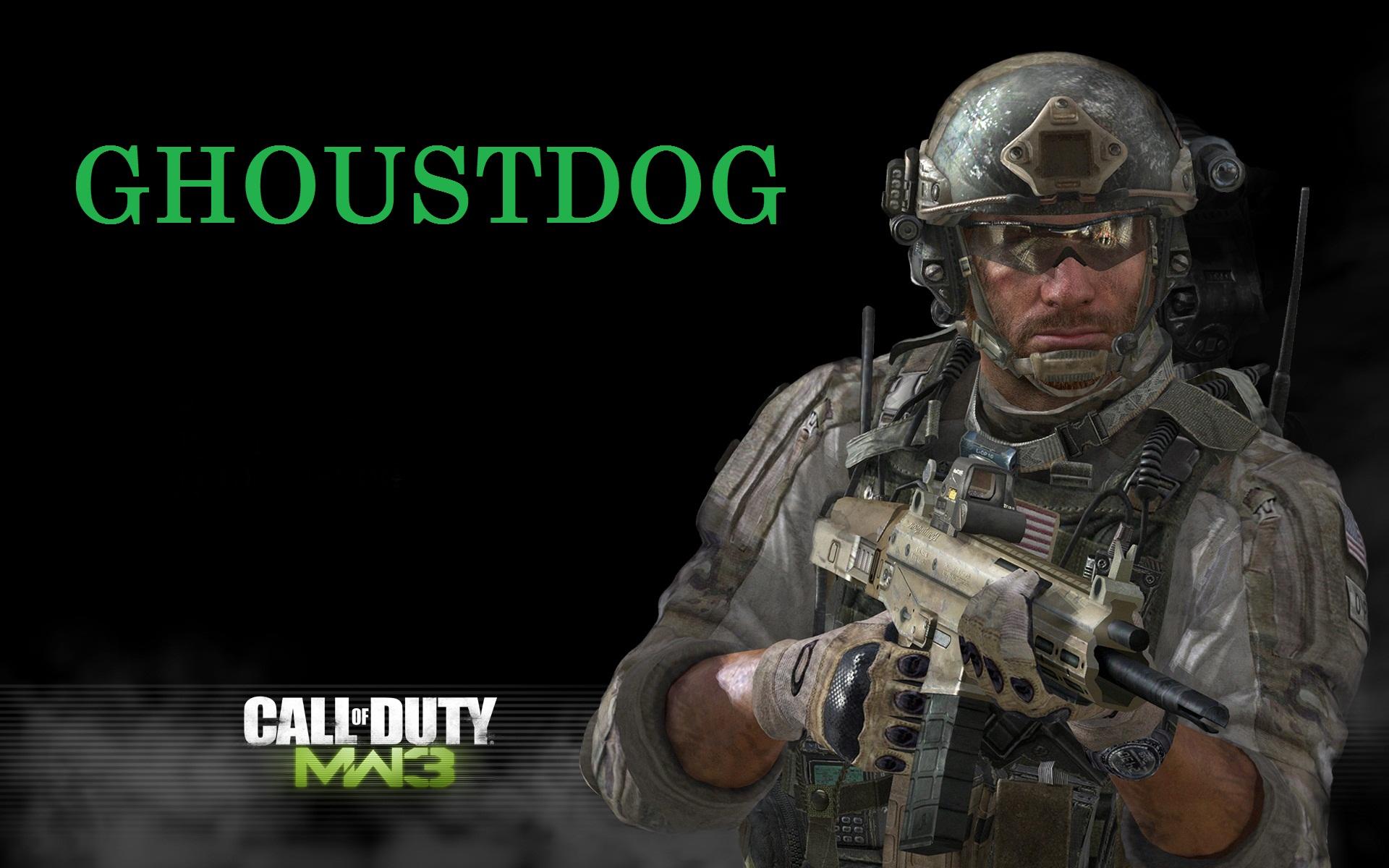 Call Of Duty Modern Warfare 3 Mw3 Wallpaper