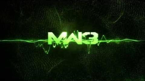 Call of Duty Modern Warfare 3 England Teaser