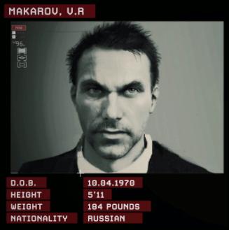Vladimir Makarov Mw3 Wiki Fandom Powered By Wikia