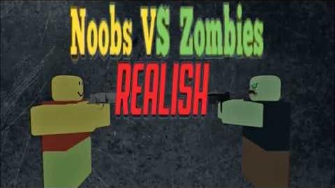 Noobs Vs Zombies Realish Trailer II