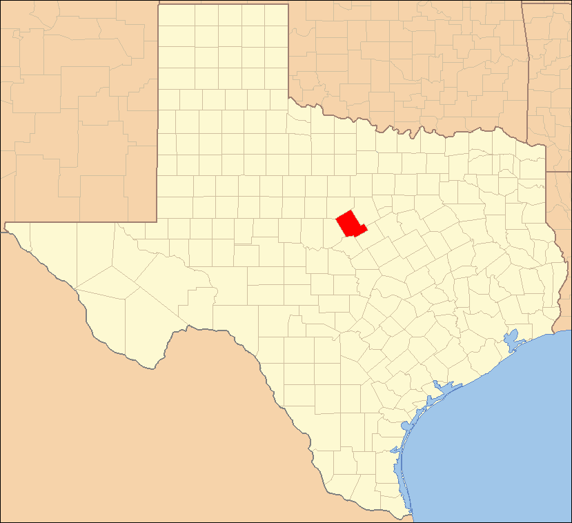 Comanche County Texas Official Pokeland Wiki Fandom