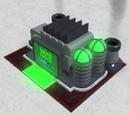Primitive Nuclear Plant