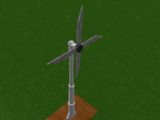 Basic Wind Turbine