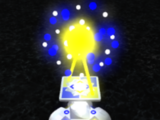 Platinum Concentrator Solar Cell