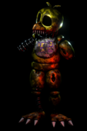 Ignited Chica