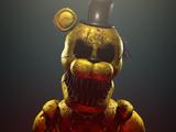 Sinister Golden Freddy