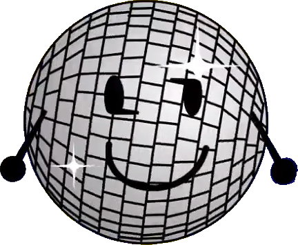 disco ball official super object battle wiki fandom powered by wikia rh official super object battle wikia com disco ball silhouette clip art disco ball pictures clip art
