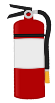 New Fire Extinguisher Body