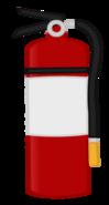 New Fire Extinguisher Body