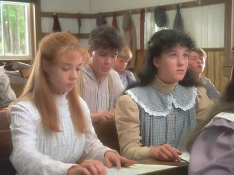 Image result for anne and diana anne of green gables