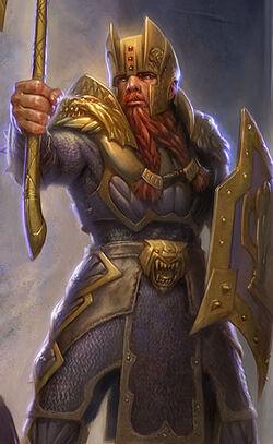 Shield dwarf1