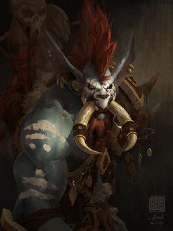 Darkspear troll2