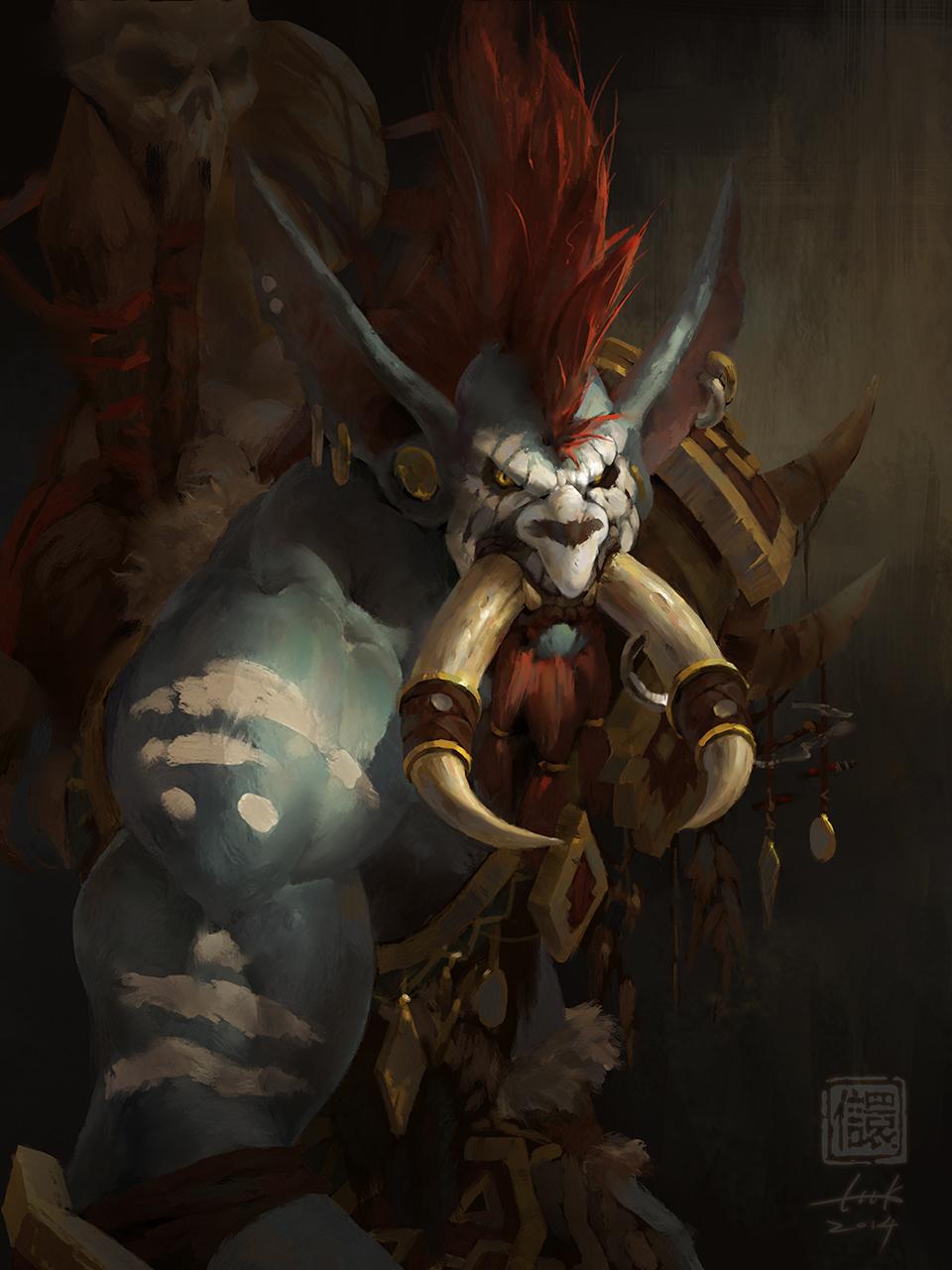 Resultado de imagen para Darkspear trolls
