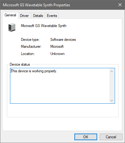 MICROSOFT DLS SYNTHESIZER WINDOWS 8 X64 DRIVER