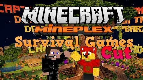 Minecraft Mineplex Survival Games 1 w SchmittRanger (Cut)