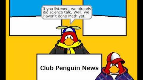 Club Penguin News (Episode 1)