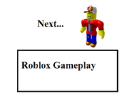 Roblox Gameplay