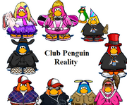 Club Penguin Reality