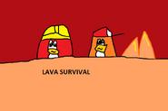 Lava Survival