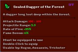 Sealed Dagger-0