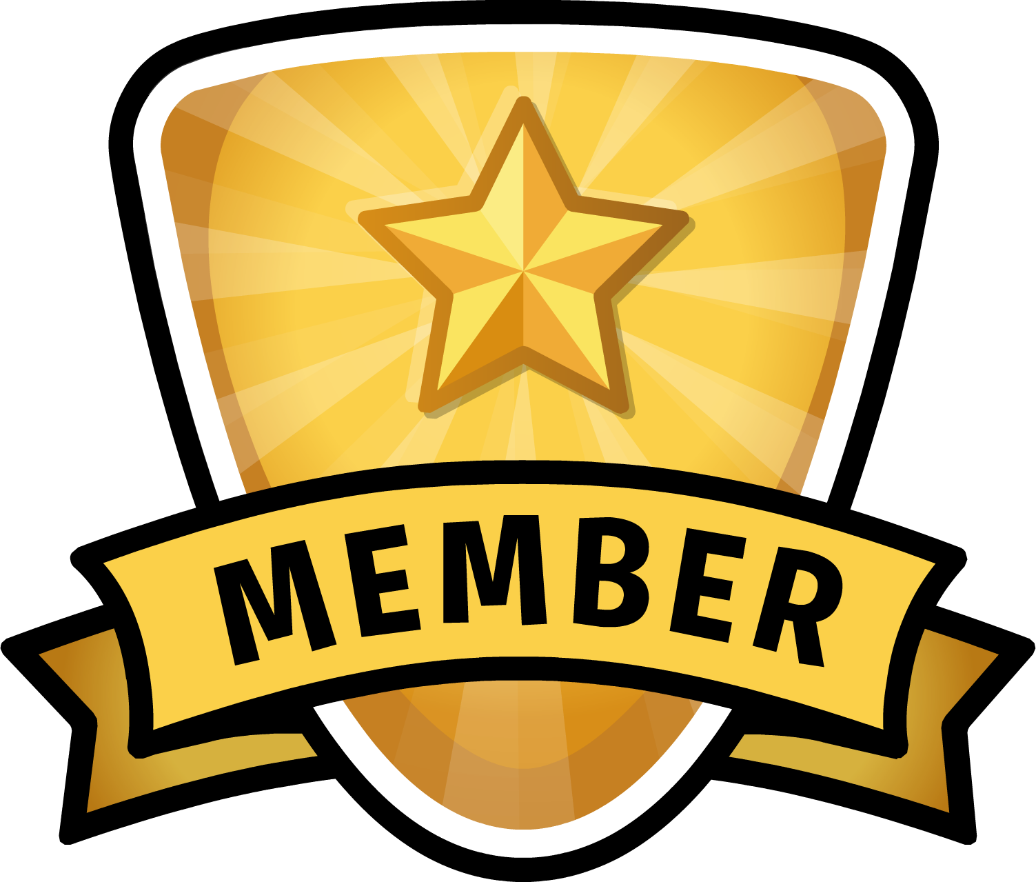 Membership Badges | Club Penguin Online Wiki | FANDOM powered by Wikia