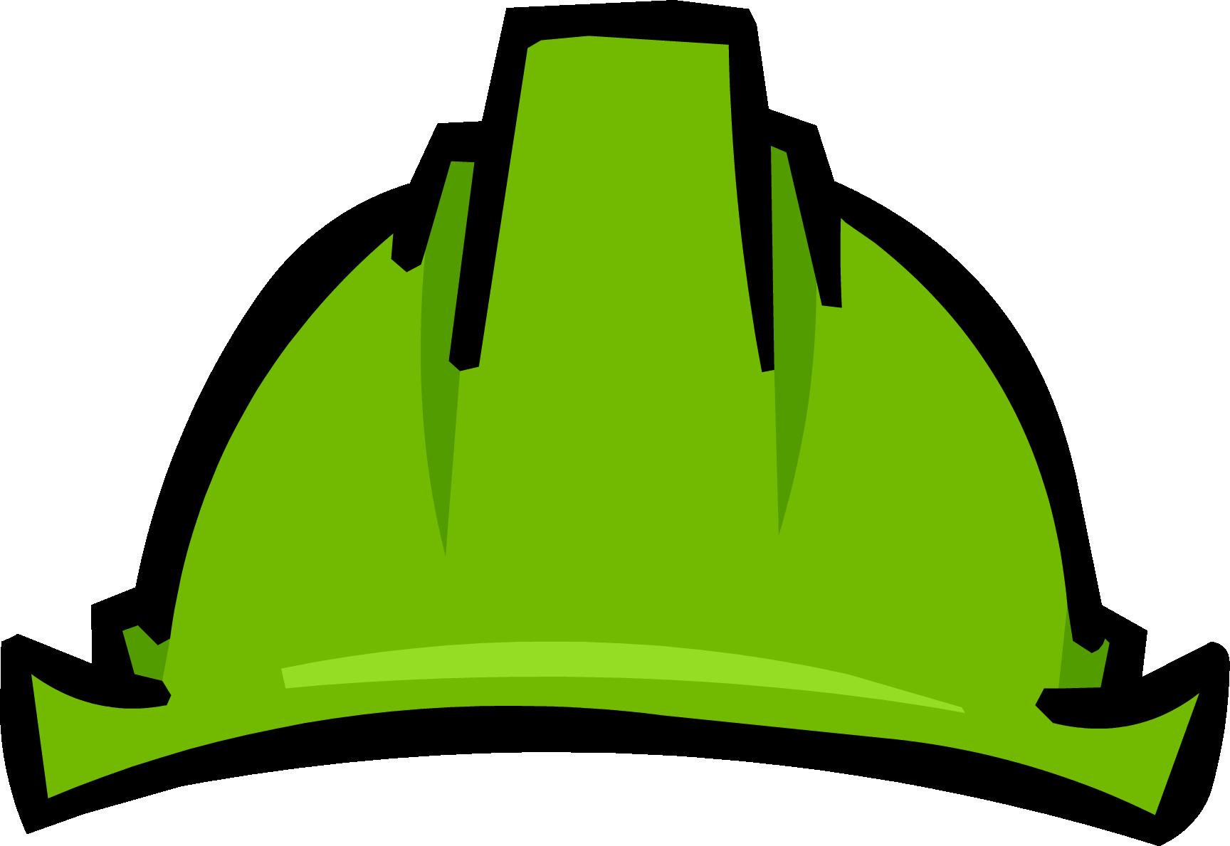 Green Hard Hat | Club Penguin Online Wiki | FANDOM powered by Wikia