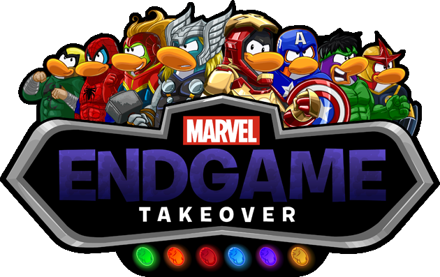 User blog:QueenBadgerCP/Marvel Endgame Party STARTED on Club Penguin