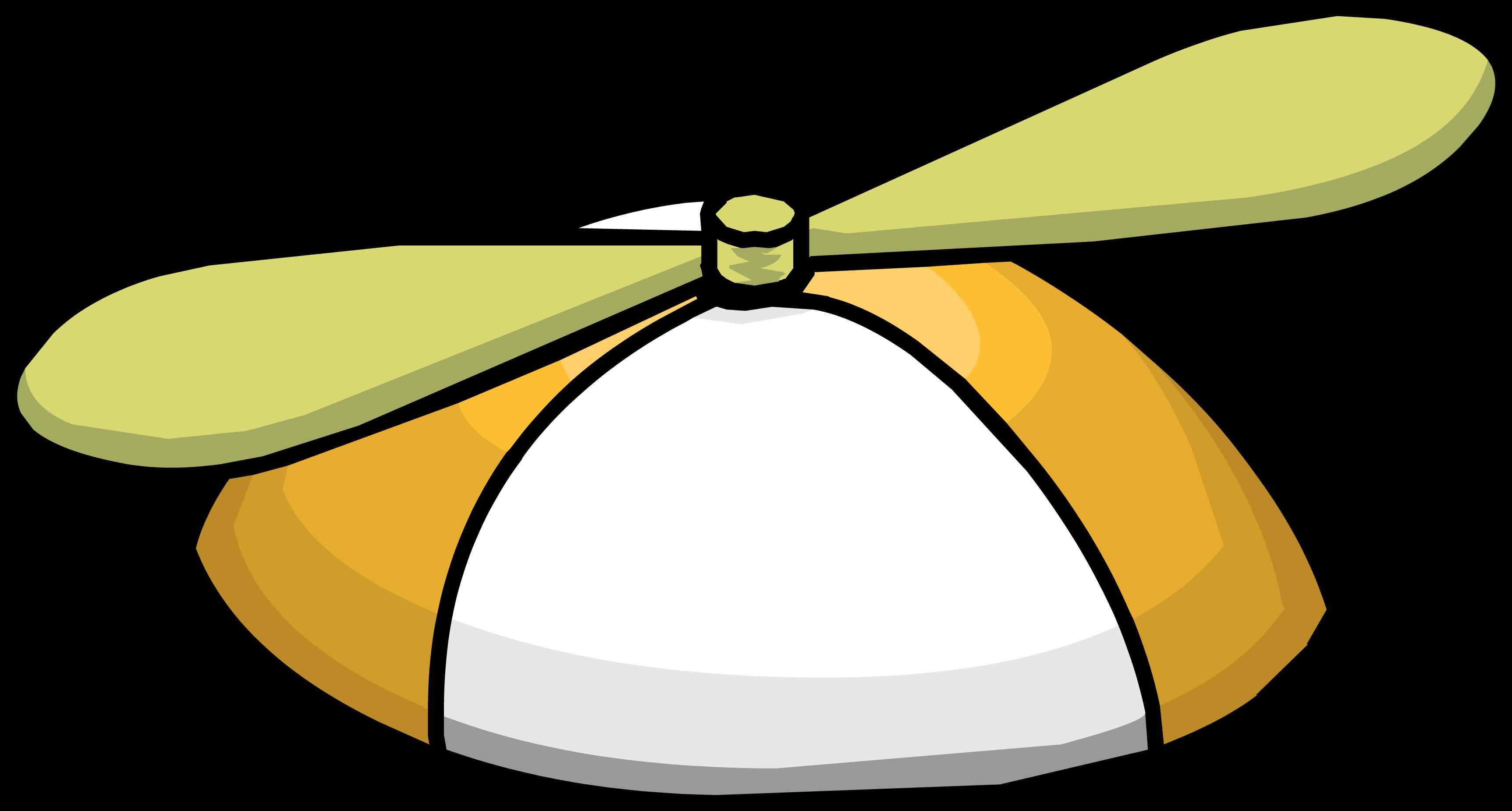 78baf4e2d3285 Gold Propeller Hat