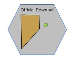 Official Downball logo