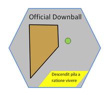 Official Downball logo2