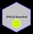 Old Official Downball logo