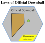 Laws of Official Downball