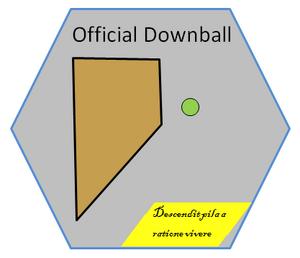 Official Downball logo v5.0