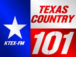 KTEX-FM Logo