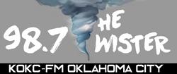 KOKC-FM Logo