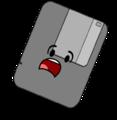 Floppy Disc Pose