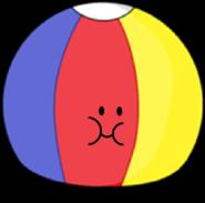 Beach Ball Pose