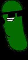 Cucumber Pose